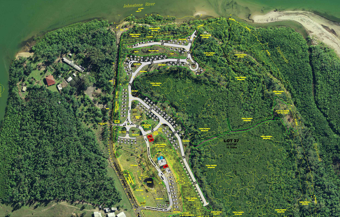 Coquette Point proposed RV Park